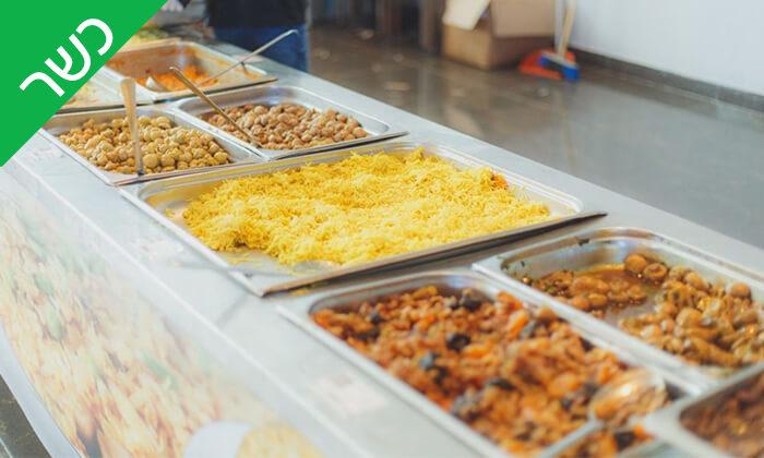 9 אוכל מוכן וכשר לשישי שבת מאולמי אגמים, באר שבע
