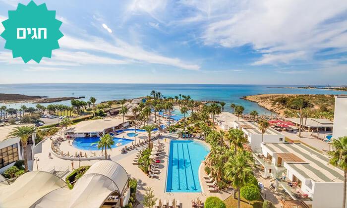 2 חבילת נופש לאיה נאפה - מלון Adams Beach