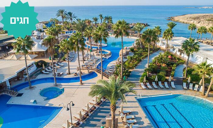 6 חבילת נופש לאיה נאפה - מלון Adams Beach