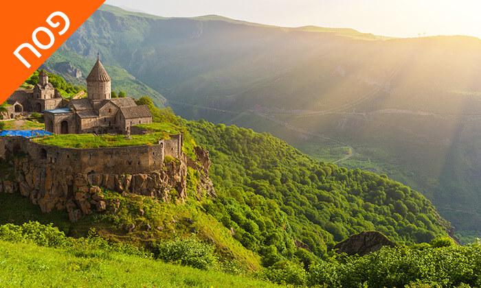 3 טיול מאורגן לארמניה בפסח - מלונות 5 כוכבים