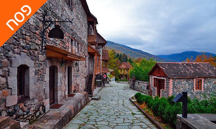 4 טיול מאורגן לארמניה בפסח - מלונות 5 כוכבים