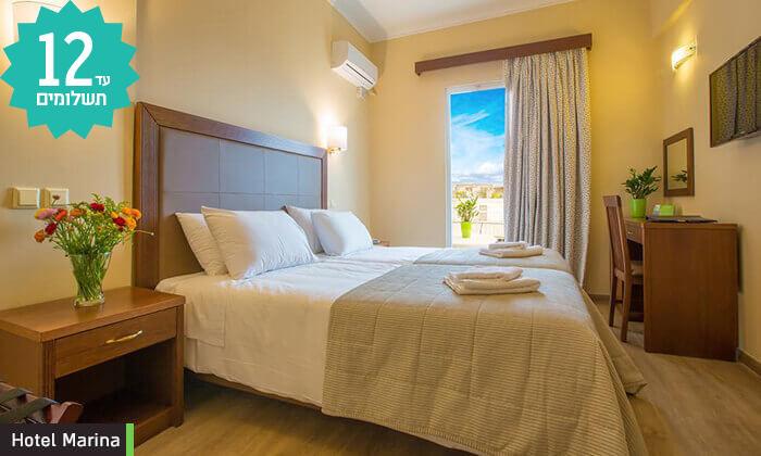 5 חבילת נופש לאתונה - מלון Marina