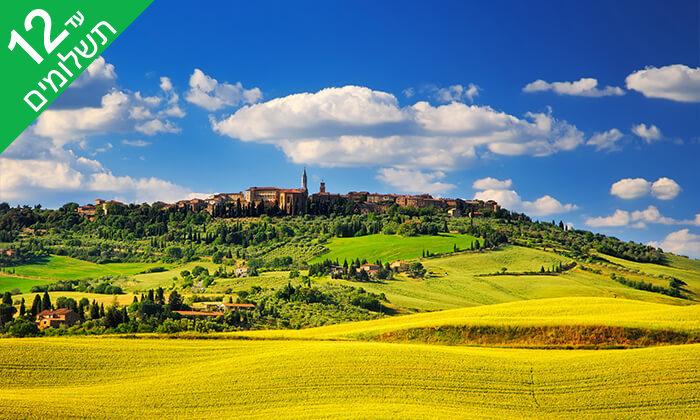 6 טיול קרנבלים באיטליה - מאורגן 7 ימים