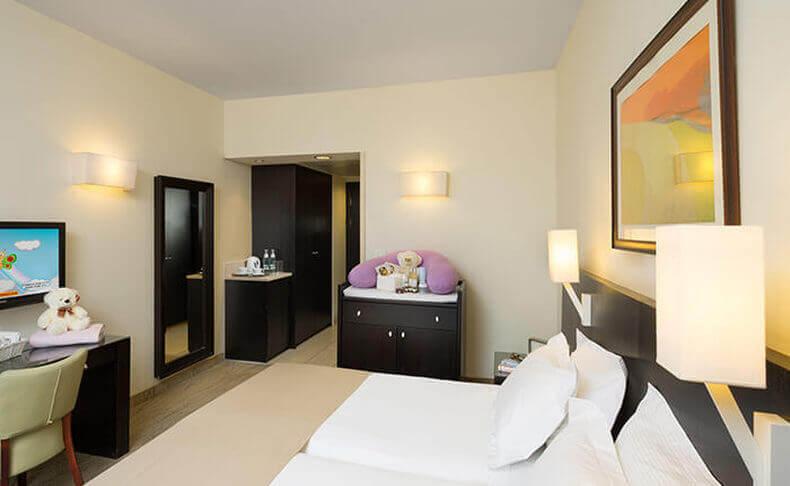 לילה במלון היולדות הדסה בייבי