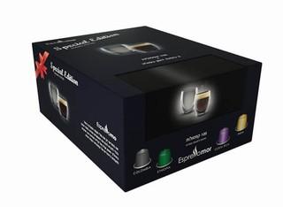 קפסולות קפה תואמות Nespresso