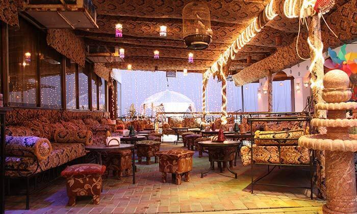 6 כפר נופש על חוף ים המלח