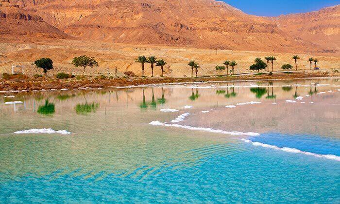 4 כפר נופש על חוף ים המלח