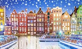 חורף באמסטרדם - טיסות בלבד