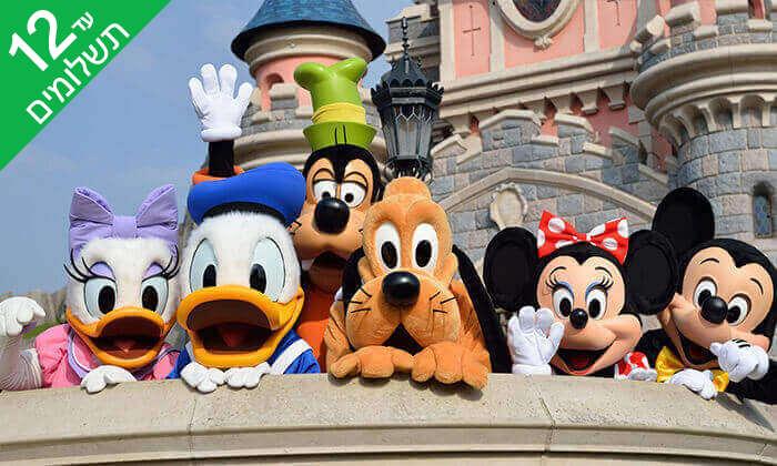 2 Disneyland פריז עם כל המשפחה, כולל חנוכה