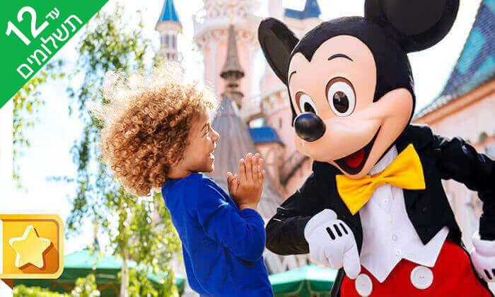 7 Disneyland פריז עם כל המשפחה, כולל חנוכה