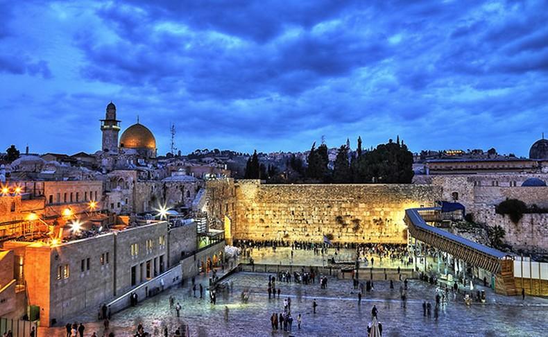 חופשה זוגית במרכז ירושלים
