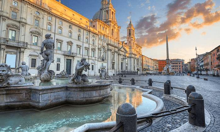 3 סיורים ברומא - הוותיקן, רומא היהודית, סיור כיכרות ועוד