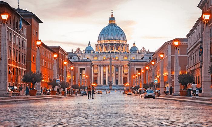 7 סיורים ברומא - הוותיקן, רומא היהודית, סיור כיכרות ועוד