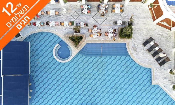 3 הכול כלול בכרתים - מלון 5* Radisson Blu, כולל ראש השנה