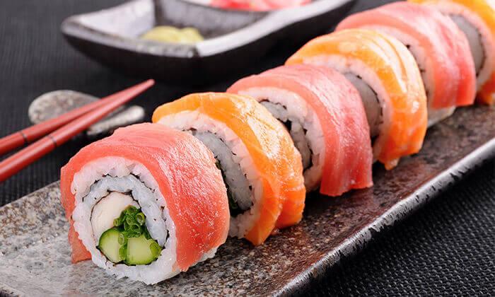 2 קאן קאי, סניף גבעת שמואל - ארוחת סושי זוגית כשרה או מגש סושי