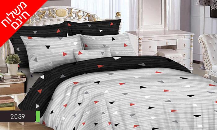 49 סט מצעים למיטה 100% כותנה - משלוח חינם