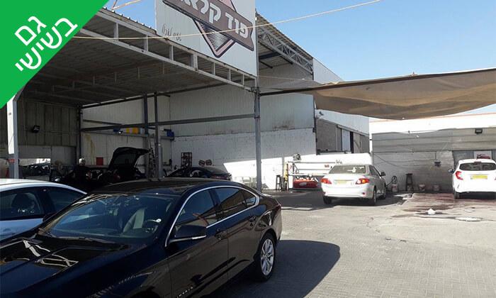 5 שטיפת מכוניות ידנית בפינוקאר, אילת