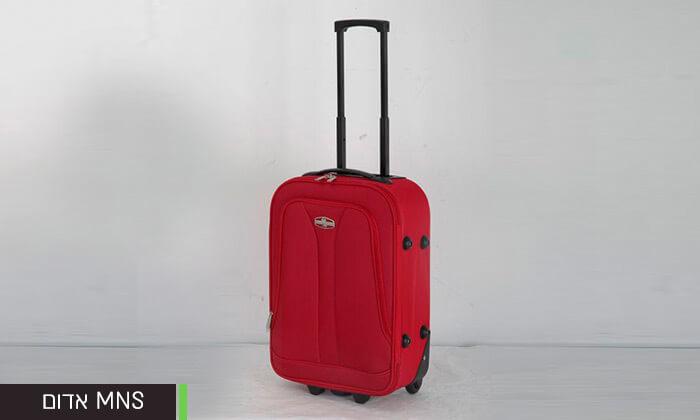 17 מזוודות קלות משקל