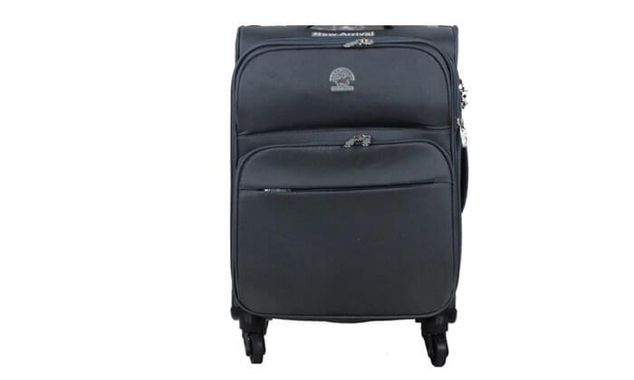 18 מזוודות קלות משקל