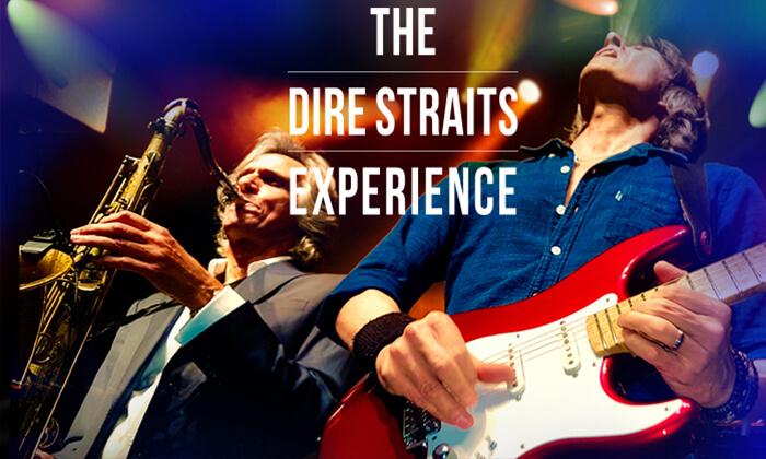 2 The Dire Straits Experience, ירושלים, חיפה ותל אביב