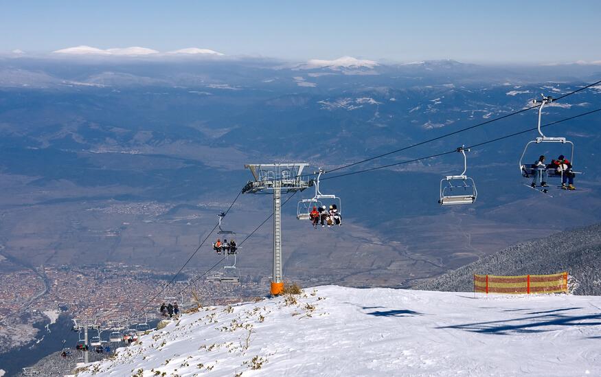 3 חופשת סקי ב-Bansko, בולגריה - שלג, אקסטרים וחיי לילה