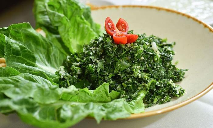 7 ארוחה זוגית במסעדת השף דיאנא, נצרת