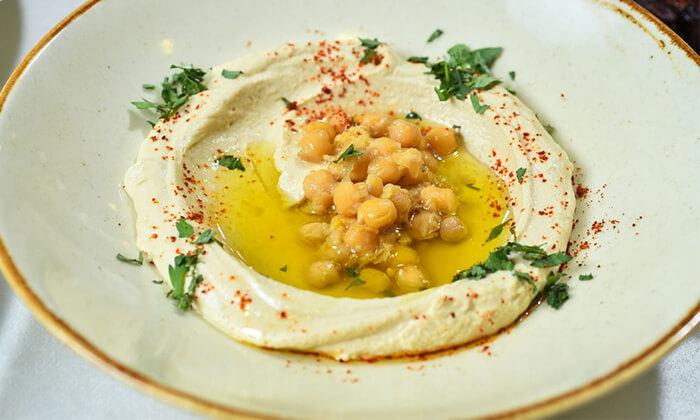 9 ארוחה זוגית במסעדת השף דיאנא, נצרת