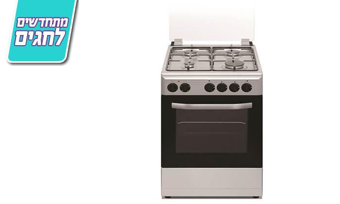 2 תנור אפייה משולב גז NEON בנפח 48 ליטר
