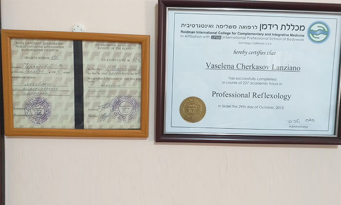 4 טיפולי הצרת היקפים אצל לינה צרסקוב, רחובות