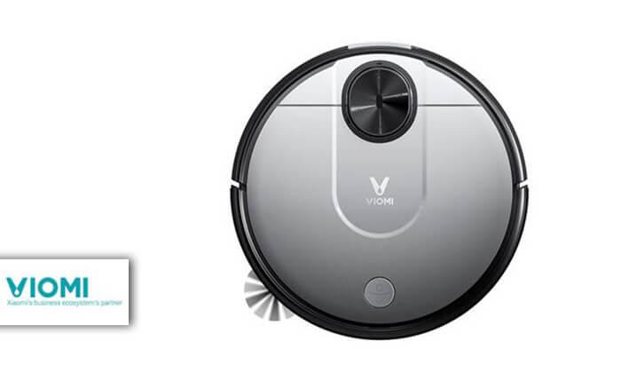 2 שואב אבק רובוטי Viomi - משלוח חינם!