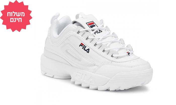 2 נעליי FILA לנשים - משלוח חינם