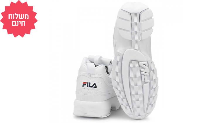 4 נעליי FILA לנשים - משלוח חינם