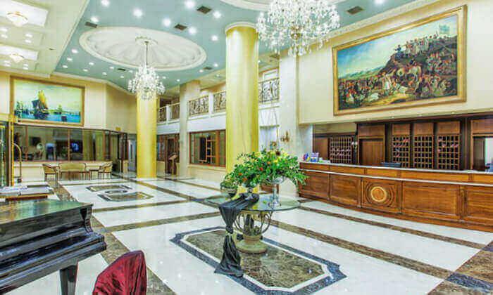 6 חבילת נופש לסלוניקי - מלון Grand Palace