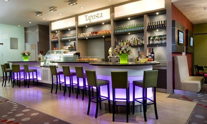 8 ארוחת צהריים במלון לאונרדו סיטי טאוור, רמת גן