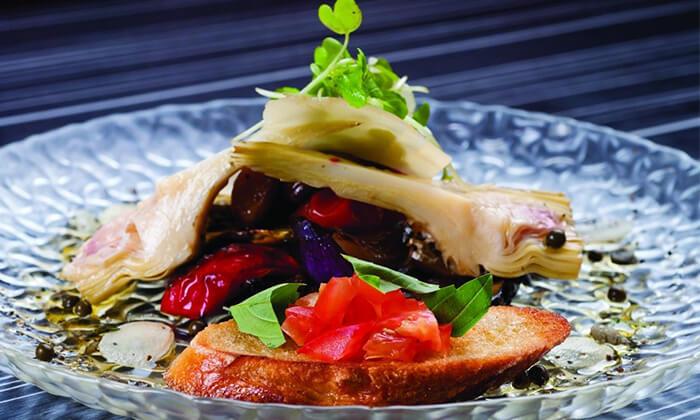 9 ארוחת צהריים במלון לאונרדו סיטי טאוור, רמת גן