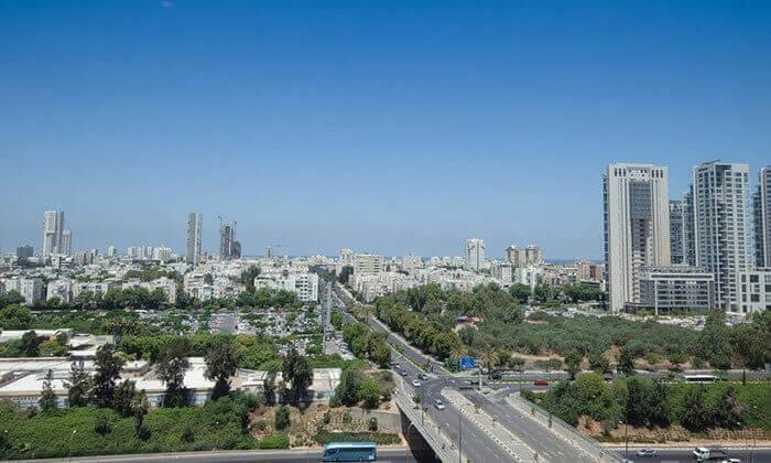 5 ארוחת צהריים במלון לאונרדו סיטי טאוור, רמת גן