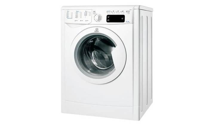 """2 דיל ל-24 שעות: מכונת כביסה Indesit בנפח 7 ק""""ג"""