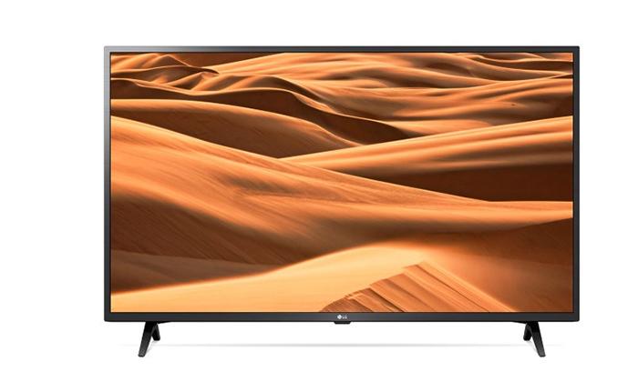 3 טלוויזיה חכמה 4K LG, מסך 55 אינץ'