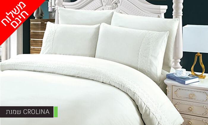 7 סט מצעים למיטת יחיד או למיטה זוגית - משלוח חינם