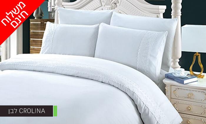 8 סט מצעים למיטת יחיד או למיטה זוגית - משלוח חינם