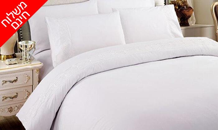 15 סט מצעים למיטת יחיד או למיטה זוגית - משלוח חינם