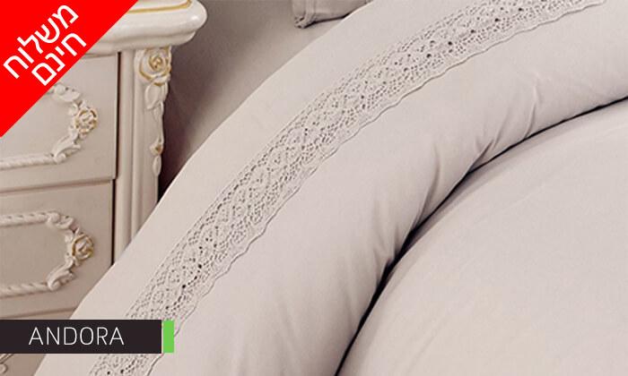 12 סט מצעים למיטת יחיד או למיטה זוגית - משלוח חינם