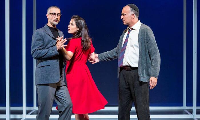 3 כרטיס זוגי להצגה בתיאטרון בית ליסין תל אביב