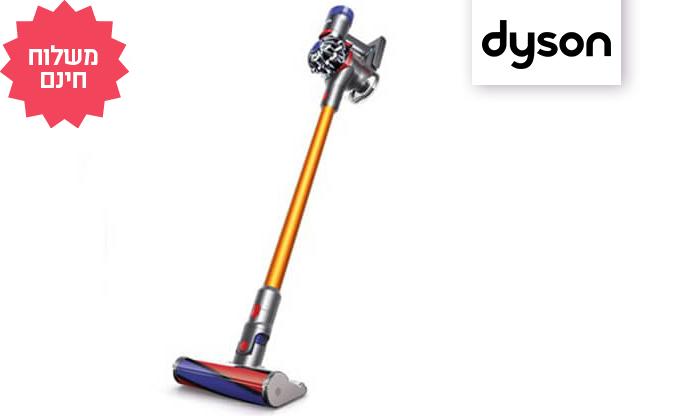 2 שואב אבק עומד Dyson V8 Absolute