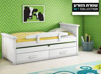 מיטת ילדים + חבר דגם 'לגונה'