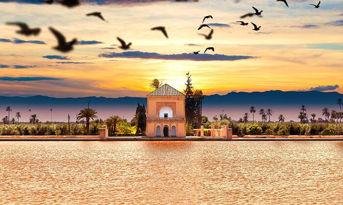 2 חופשה במרוקו - טיול מאורגן 8 ימים