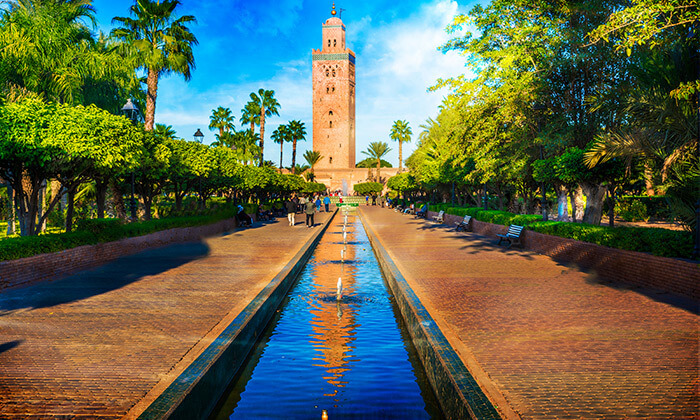 3 חופשה במרוקו - טיול מאורגן 8 ימים