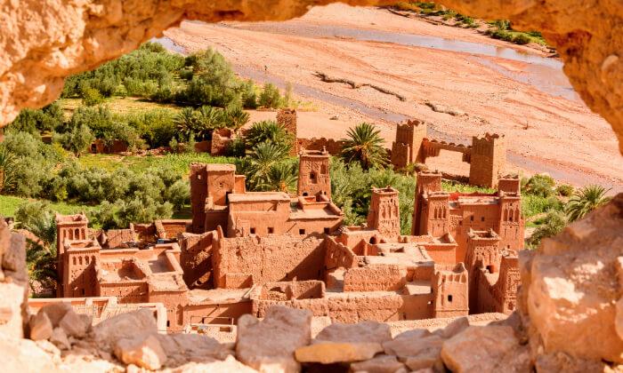7 חופשה במרוקו - טיול מאורגן 8 ימים