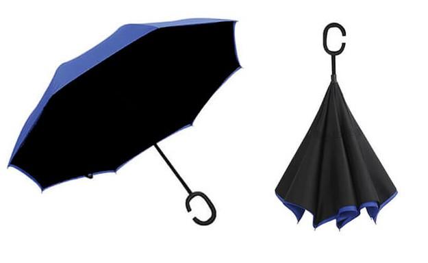 מטריה הפוכה