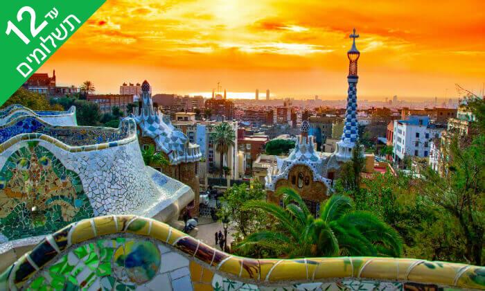 7 שופינג, טפאסים וסנגריות בברצלונה - חופשה על שדרת לאס ראמבלס